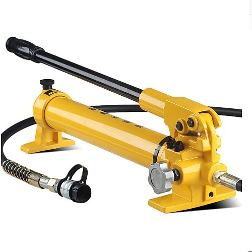 Hydraulic Hand Pump CP-700 can work with crimping head, pressing head and cutting head pressure 700kg/cm2