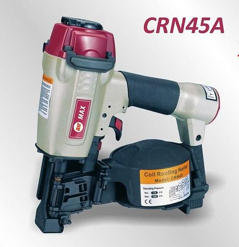 AIR COIL ROOFING NAILER NAIL GUN CRN45A