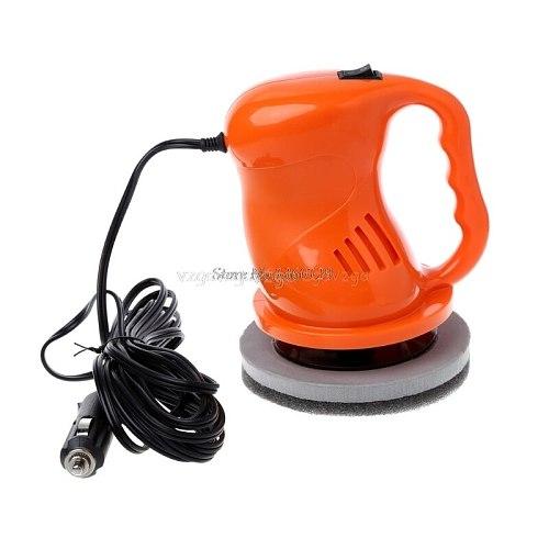 12V 40W Polishing Machine Car Auto Polisher Electric Tool Buffing Waxing Waxer  Whosale&Dropship
