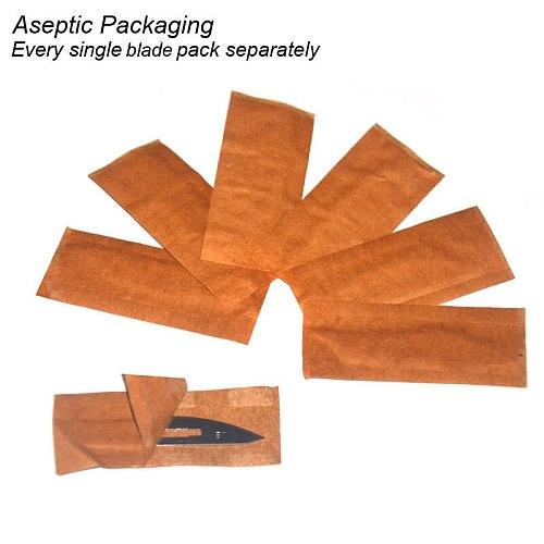 11pcs Set Carbon Steel Carving Metal Scalpel Blades Number 11 23 Medical Cutting Handel Scalpel Knife DIY Tool Kits Non Slip