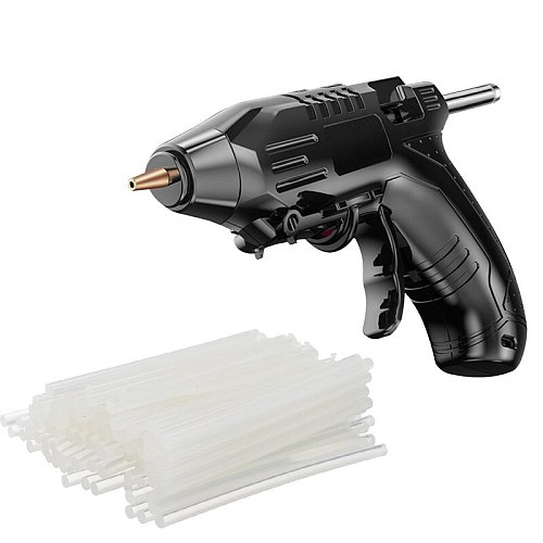 ML-HG2 3.6V Cordless DIY Hot Melt Glue Guns 1800mAh Li-ion Glue G un Hand Craft Power Tool With Glue Sticks For Car Home Outdoor