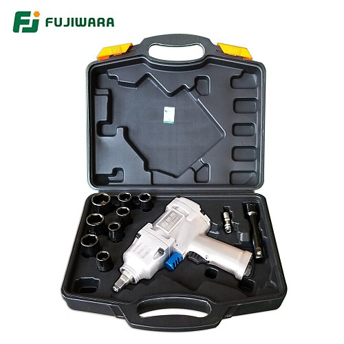 Fujiwara Pneumatic wrench  1/2  1200N.M Pneumatic Impact Spanner Large Torque Pneumatic Sleeve Pneumatic Tools