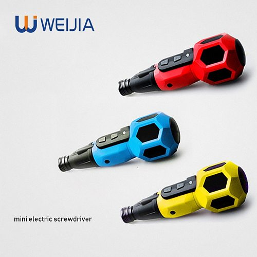 Big Torque Mini Electric Screwdriver Mini Drill 3.6v Lithium Battery Replace Traditional Screwdriver Home DIY Power Tools