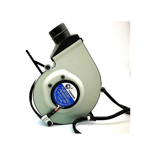Mute TB1003512S2 12cm hydraulic bearing 12V round port turbine brushless cooling fan air blower