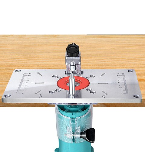 Woodworking Engraving Machine Woodworking Electric Trimmer Wood Milling Engraving Slotting Trimming Carving Router Woodood