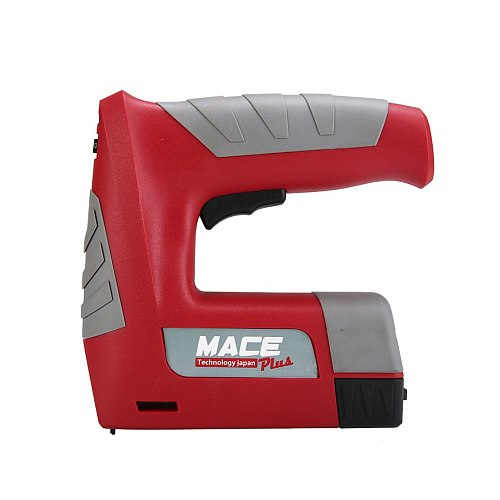 4.2V USB Stapler Rechargeable Lithium Battery Cordless Electric Nail Gun Portable Straight/Square Staple Gun Woodworking Tools