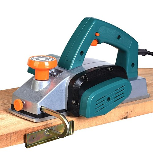 Portable wood working electric planer electric hand shaper DIY power tools furniture home decoration