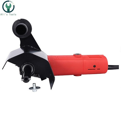 Multifunctional Electric Angle Grinder Burnishing Polishing Machine Attachment Accessories Metal Steel Wood Sander M10/M14