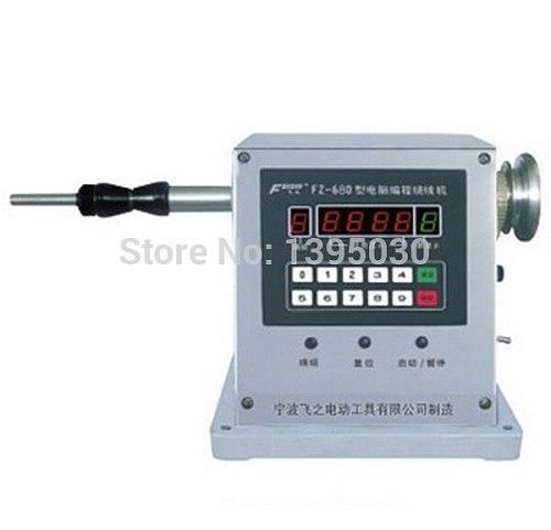 1PC FZ-680 Computer Programming Speed Winding Machine Coil Winder Machine 220V Coil Winder Machine