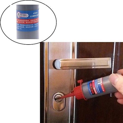 1 PCS Hurtlessness Graphite Fine Lubricant For Lock Element Locksmith Cylinder Padlock 60ml whosale