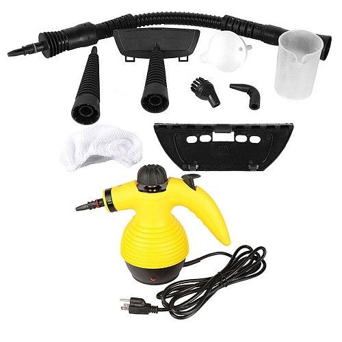 1050W Portable Steam Cleaner Multifunction HTHP Steamer Household Vapor Cleaner 110V/220V Prepare for Home