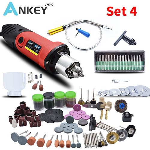 480W Mini Drill DIY Drill Dremel Style New Engraver Electric Electric Drill Engraving Pen grinder Rotary Hand Tool Mini-mill