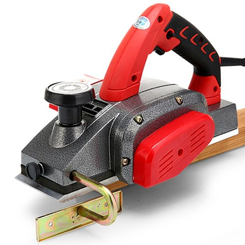 1200W/1600W Electric Planer Powerful Wooden Handheld Copper Wire Wood Planer Carpenter Woodworking DIY Power Tools Kit