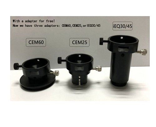 iOptron iPolar electronic polar scope with a FREE Adapter  Free transfer platform free delivery