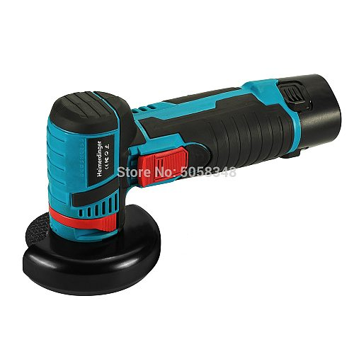 Mini 12 Volt. brushless cordless angle grinder mini cutter with one battery
