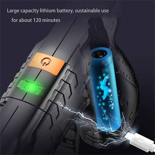 3.6V Lithium-ion Hot Melt Glue Gun Wireless Graft Repair Heat Gun Pneumatic Home DIY Tools Hot Glue Gun with Glue sticks and bag