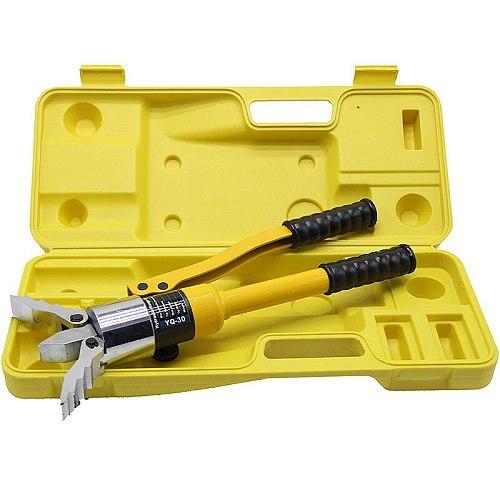 YQ-30 Integral Portable Hydraulic Flange Spreader 8T (Yellow)