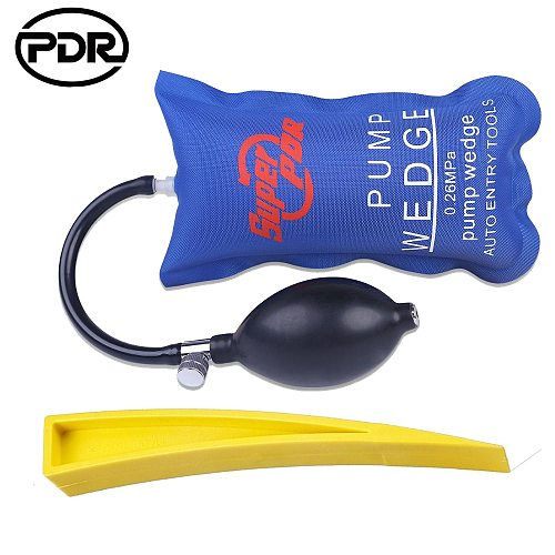 PDR Tools Pump Wedge Auto Air Wedge Airbag Lock Pick Set Professional Open Car Door Lock Opening Tools Ferramentas
