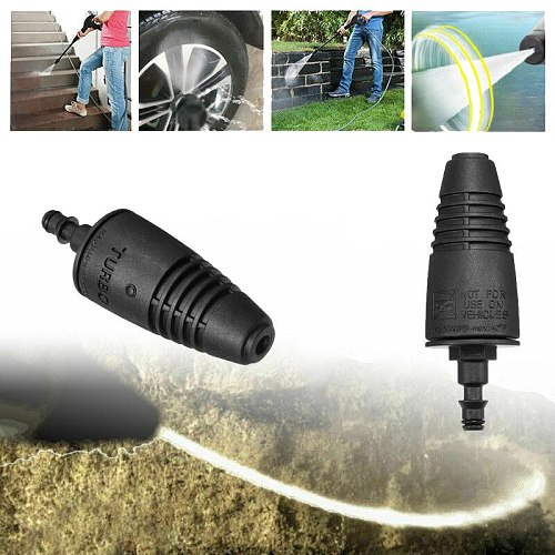 High Pressure Washer Car Wash Water-Gun Rotating Turbo Nozzle Spray for Karcher Lavor Comet VAx