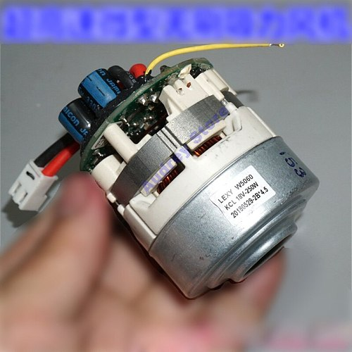 12-18V 250W 3 phase brushless air blower 100000 RPM brushless motor DIY Blower Vacuum Cleaner