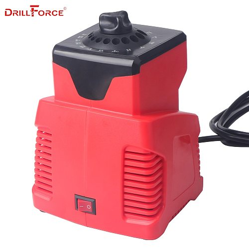 95W/75W 220V/110V Drill Sharpener Electric Twist Drill Bit Grinder For Household Grinding Drill Tool Size 3~10mm/1/8 -25/64