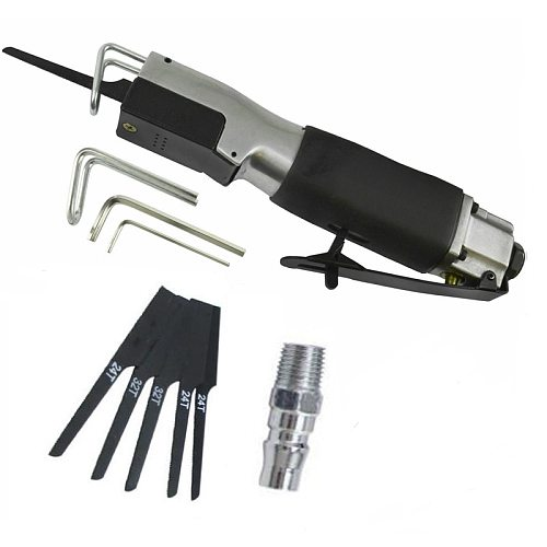 Alloy Air Body saw Pneumatic File Reciprocating Saws Cutting Tool Hacksaw  Cutting Blade Cutter Cut Off Tool