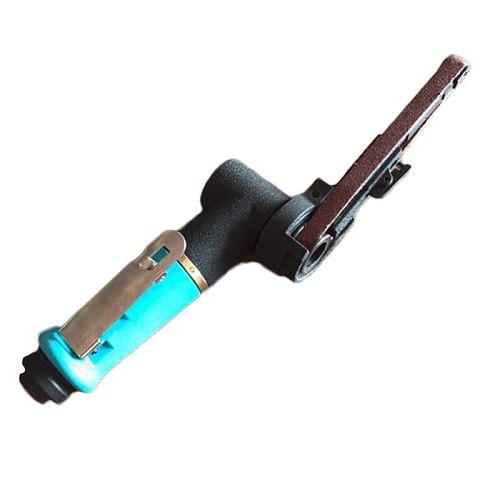 Air Belt Sander Sanding Belt Adapter Pneumatic DIY Sanding Belt Angle Grinder Grinding Machine Welding Parts 10*330mm