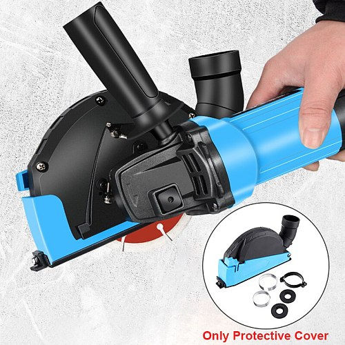 Universal Surface Cutting Dust Shroud For Angle Grinder 4 Inch to 5 Inch Dust Collector Attachment Cover Tool Durable