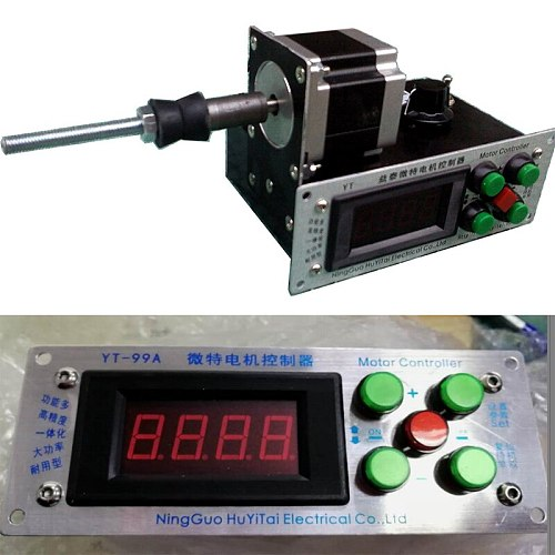YT-99A Precision  Digital Control automatic Low Variable Speed  Coil Winding machine Winder  2-Directions1pc