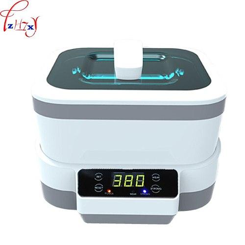 Ultrasonic cleaning machine JP-1200 small split type household glasses jewelry watch ultrasonic cleaning machine 110/220V