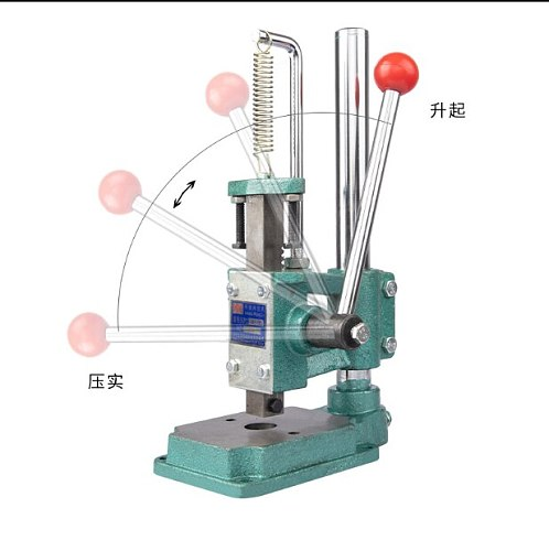 Industrial JH16 /JR16 hand press machine   Manual presses machine Small industrial hand press Mini industrial hand press