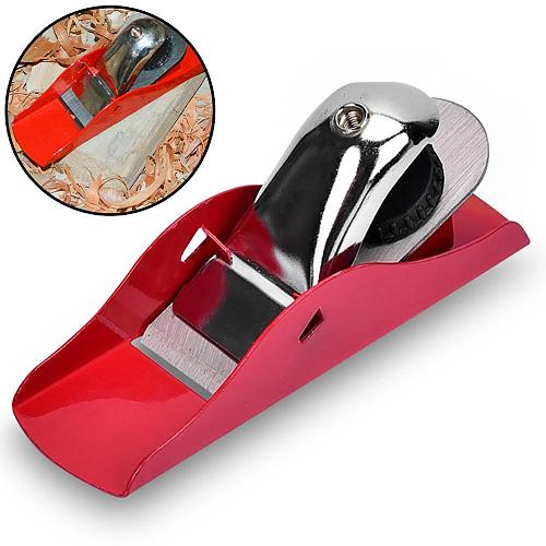 Mini Hand Tool Flat Plane Steel Bottom Edge Carpenter Gift Woodcraft Electric Wood Plane Cutte DIY Tools For Joinery Case CSV