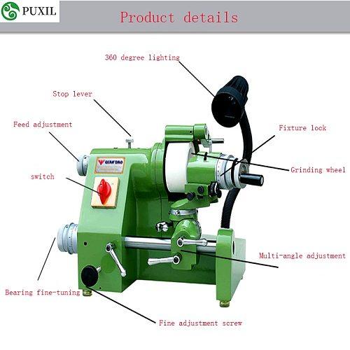 GD-U2 professional electronic Universal sharpener surface grinder cutting grinder machine tool