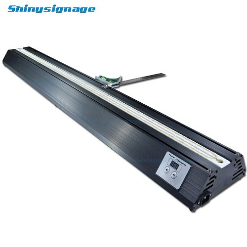2020 New Dry type acrylic bending machine/ heater Plexiglass PVC Plastic board advertising channel bender