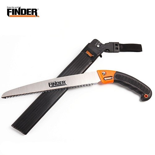 Waist Saw With Scabbard Hand Garden Woodworking Reciprocating Pruning Fruit Trees Hobby Tool Hunting Carpenter Multi Wood Cutter