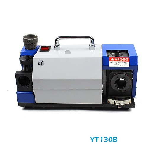 Easy Operate Metal Panel Drill Bit Re-sharpening Machine 3-13 mm Small Thin Plate Drill Drill Grinding Machine YT-130B