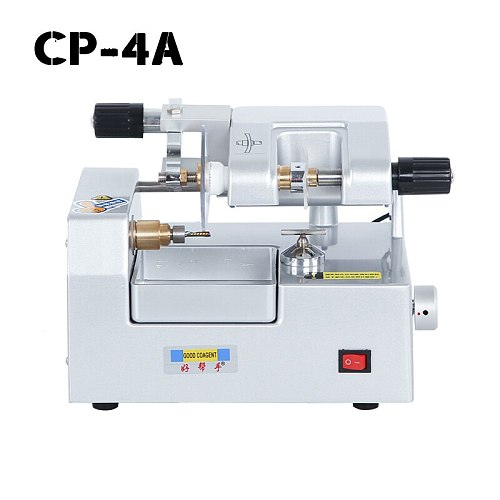 70W Optical Lens Cutter Cutting Milling Machine CP-4A without water cut Imported milling cutter high speed 1pc