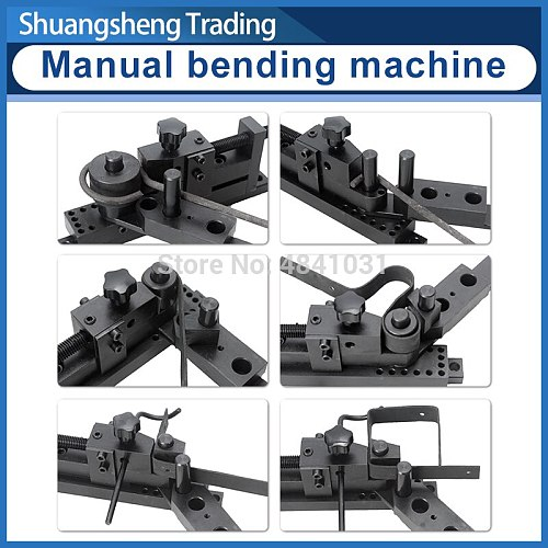 SIEG Bending machine Manual Bender S/N:20012 Five-generation PLUS universal bending machine Update Bend machine