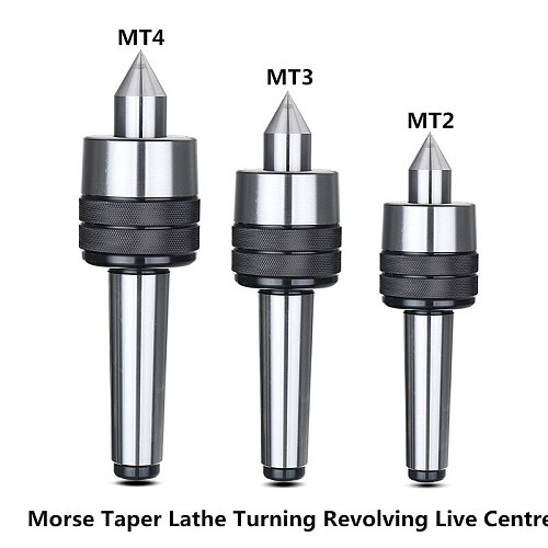 MT2/MT3/MT4 Morse Taper Lathe Turning Center Revolving Live Center