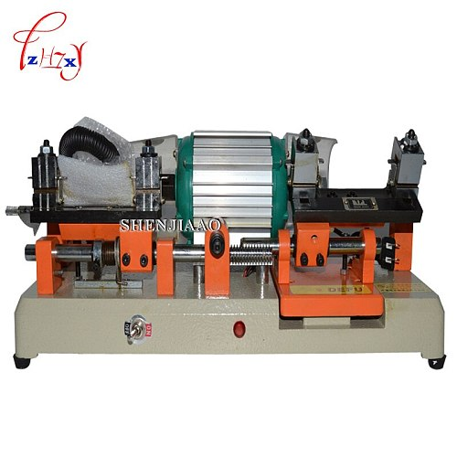 1pcs  220v/50hz or 110v/60hz model 238bs key cutting machine key abloy machine double head key machine sale locksmith tools
