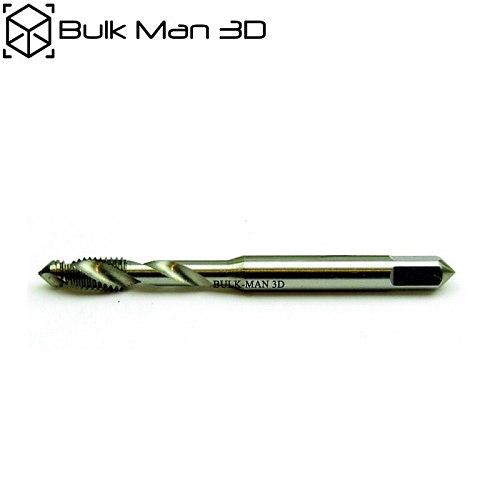 M5 Drill Tap Machine Spiral Point Straight Fluted Screw Thread Metric Plug Hand Tap Drill Hand Tools