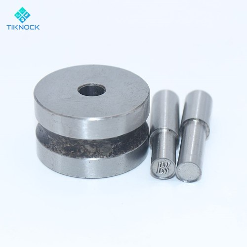punch die molds for single punch tablet press machine TDP model double punch and die set