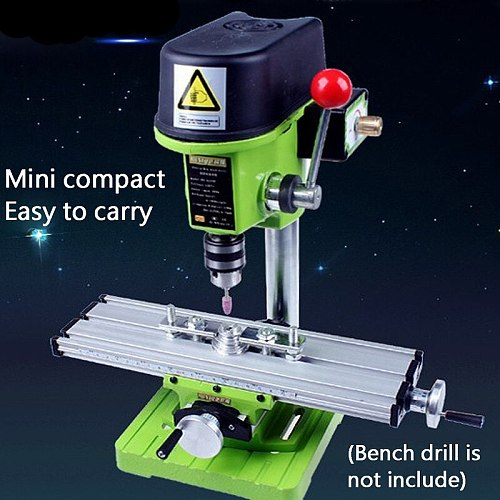 1Pcs Multifunction Worktable Milling Working Table Milling Machine Desk Drill Vise Adjustment Horizontal Coordinate Table