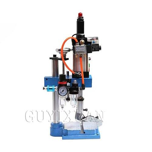 Single column pneumatic press JNA50 pneumatic punching machine small adjustable force 200KG pneumatic punch 110/220V