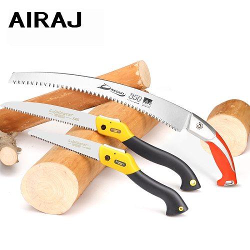 AIRAJ 7/8/11/14 inch Folding Saw Suitable for Gardener Trim Garden Woodworking Cutting Handsaw Cutting Wet Wood Woodworking Saw