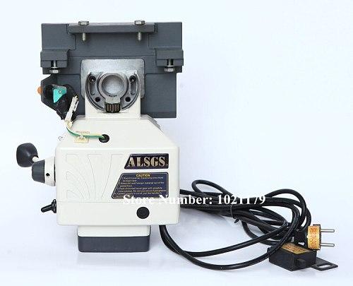 Free Shipping ALSGS ALB-310SX 110V / 220V 50/60HZ Milling Machine Horizontal Power Feed 450 in-lb Horizontal Auto Power Feeder