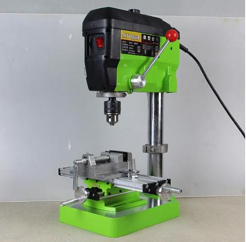 220 V 680W Quality Mini Electric DIY Drill Variable Speed Micro Drill Press Machines tool parts