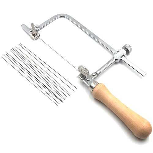 Newest Professional Adjustable Saw Bow Wooden Handle Of Jewelry Saw Frame Hand Tools Jeweler'S Saw Frame