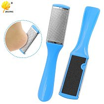 Large Size Double Side Foot Rasp Remover Pedicure Feet Heel File Cuticle Cleaner Health Feet Care Tool Bathroom Products