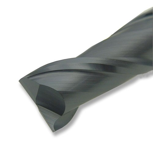 2 Flute Cutting HRC50 2mm 3mm 4mm Alloy Carbide Milling Tungsten Steel  Milling Cutter End Mill